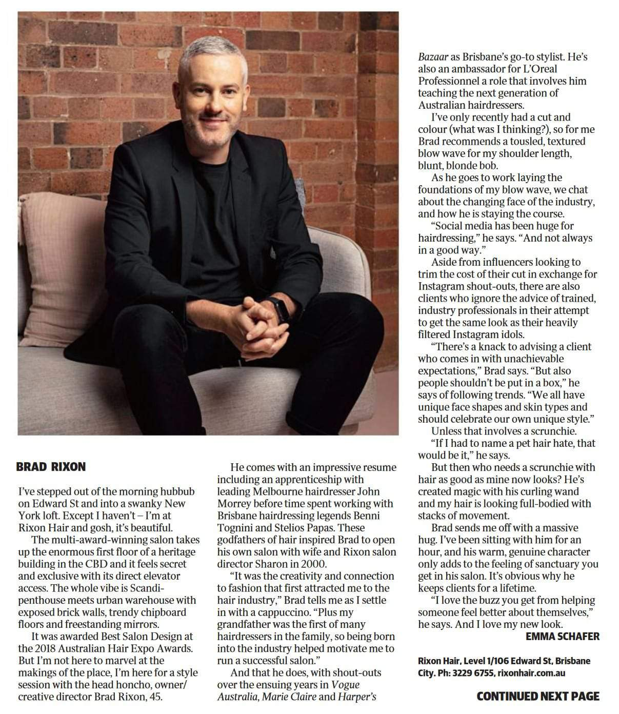 Brisbane News 1