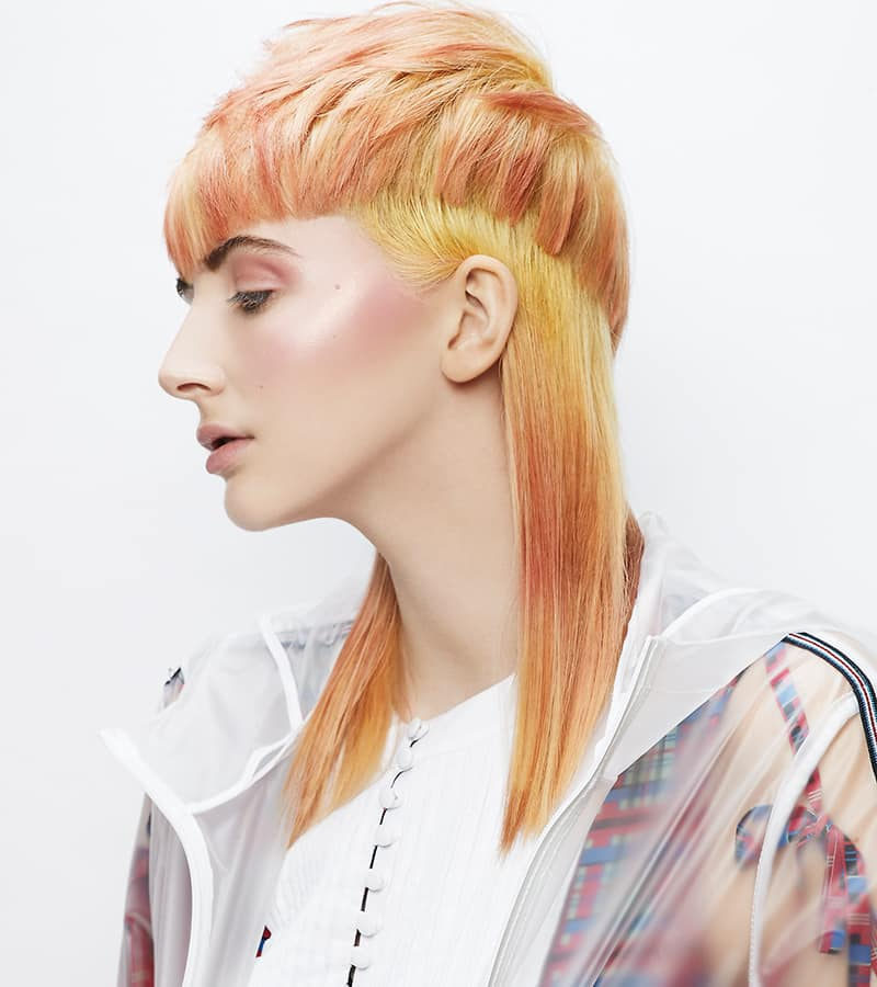 Rixon Hair Wella competition hero shot 1