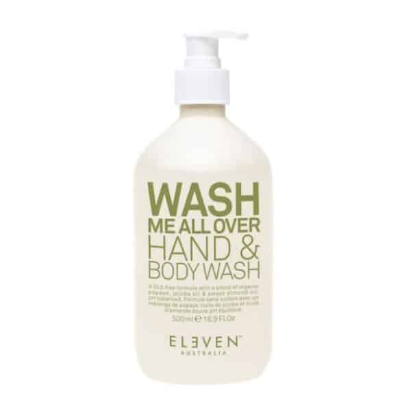 WASH ME ALL OVER HAND BODY WASH 500ML